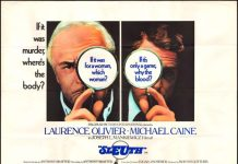 Sleuth 1972, Film Review, Joseph L Mankiewicz