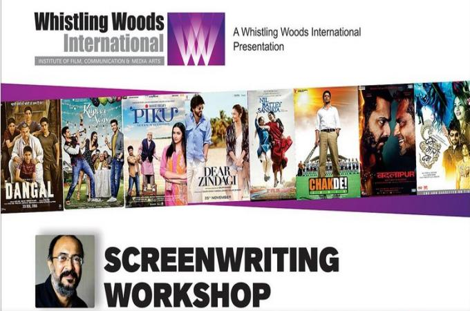 Script writing, screen writing, screenwriting workshop, Whistling Woods, subhash ghai, filmbibo, film bibo, mumbai, bollywood, bollywood news