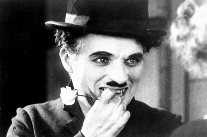 charlie chaplin, charlie chaplin interview, city lights, filmbibo