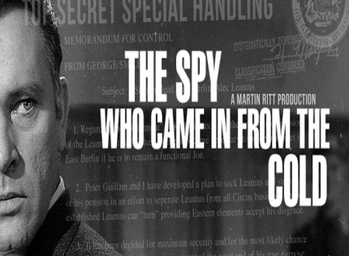 The Spy Who Came in From The Cold, filmbibo