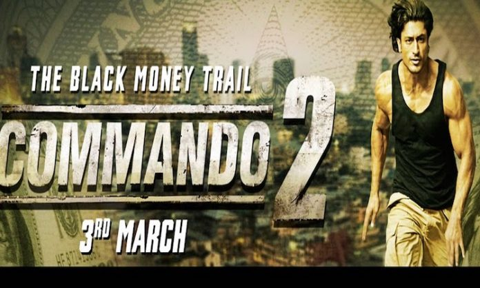Commando 2, Vidyut Jammwal, Film Review, Filmbibo