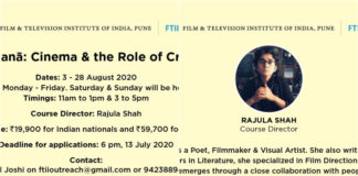 ftii online for film criticism and review