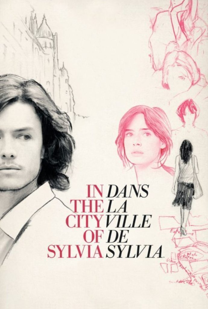 in the city of sylvia spanish poster
